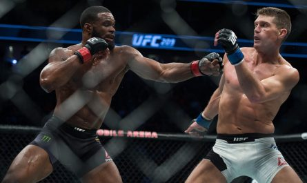 Tyron Woodley vs. Demian Maia UFC 214 Preview